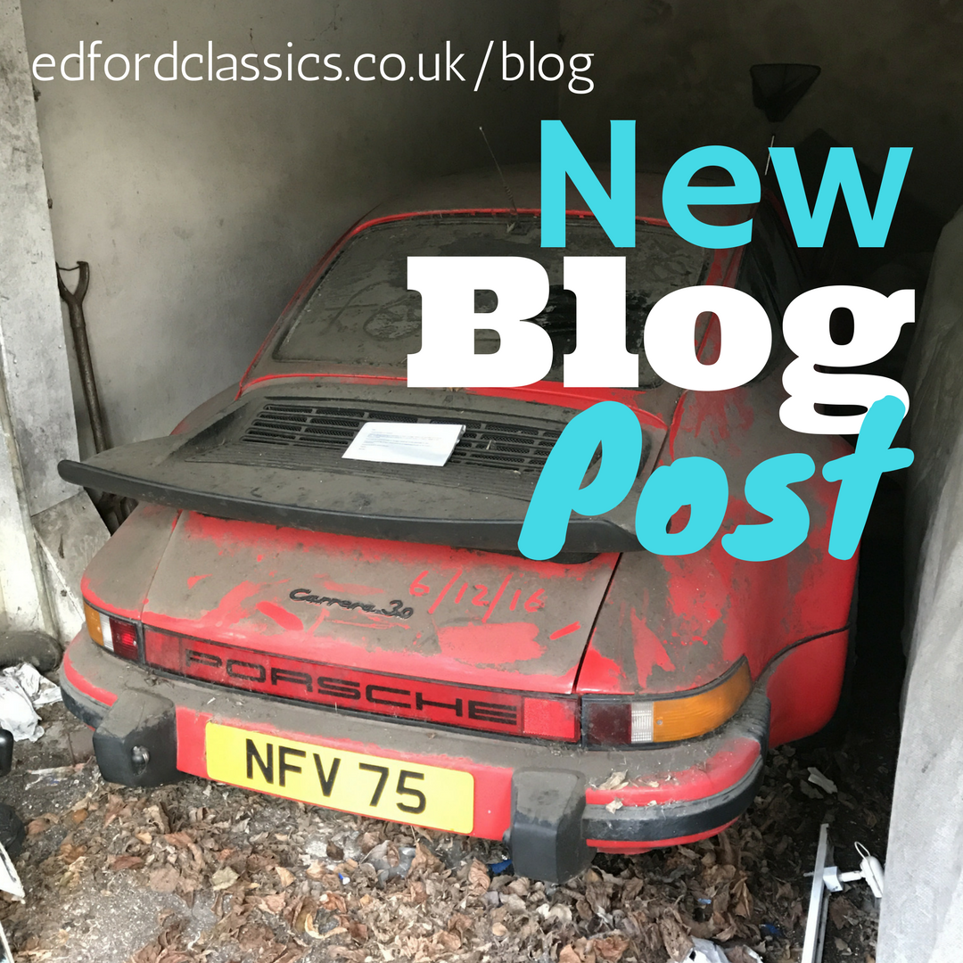 bc71a6d95e Barn Finds – Genuinely Fake Barn Finds – Classic Car Hire